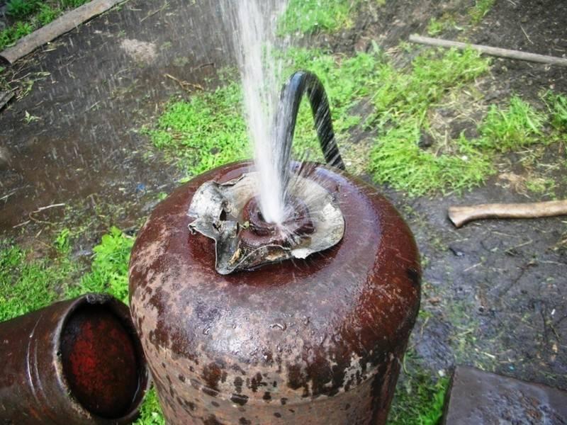 Как безопасно разрезать газовый баллон болгаркой. как правильно и безопасно разрезать старый газовый баллон. порядок работы: что делать