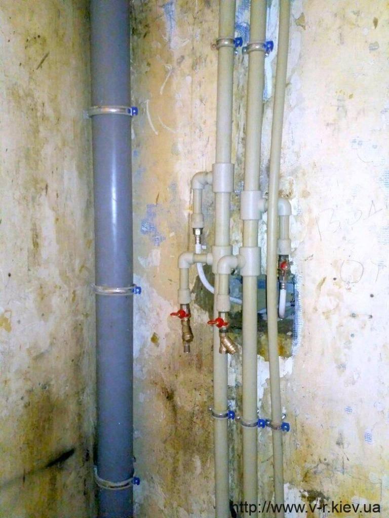 Замена канализационного стояка в квартире: как поменять стояк канализации, как заменить трубу в стояке