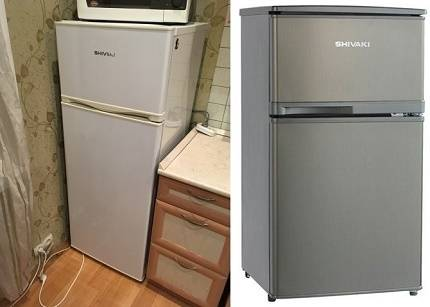 Холодильник shivaki: характеристики и отзывы :: syl.ru