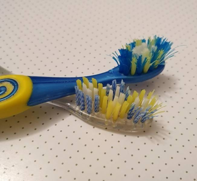 Как размягчить зубную щетку в домашних условиях - энциклопедия ochkov.net