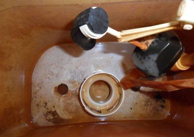 Ремонт сливного бачка унитаза с кнопкой: ремонт сливного механизма своими руками
