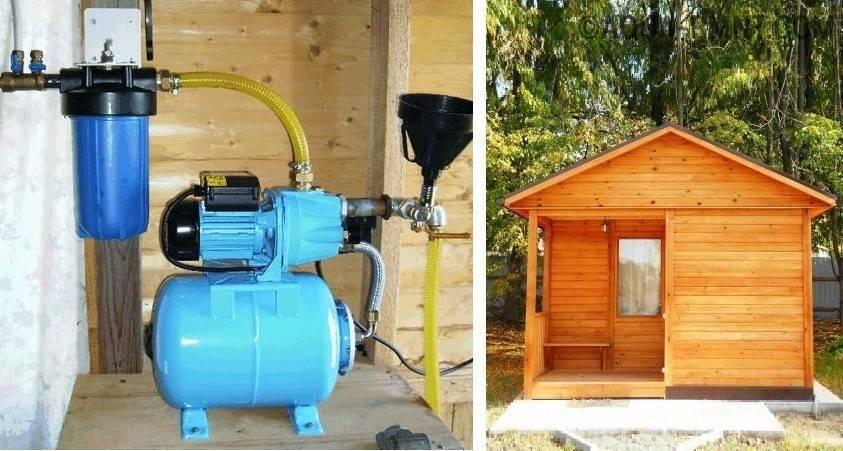 Как выбрать станцию водоснабжения для дома?