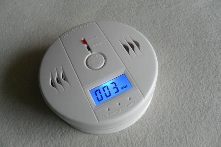 Датчик угарного газа для дома: подробно о приборах регистрации утечки