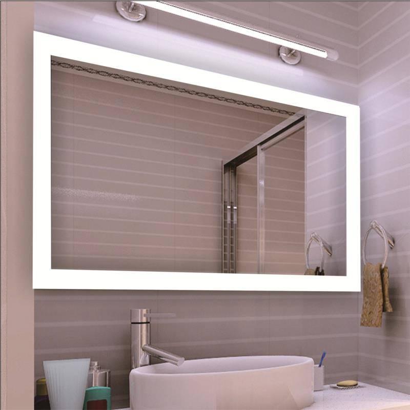 Как помыть зеркало в ванной, чтобы оно не потело