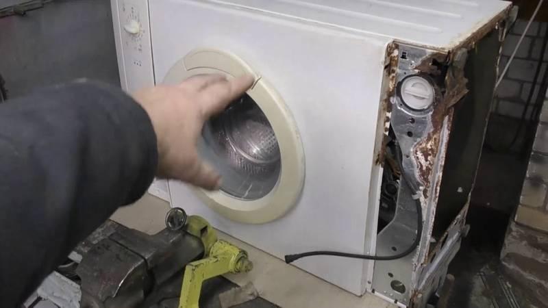 Что делать если стиральная машина плохо отжимает белье. причины