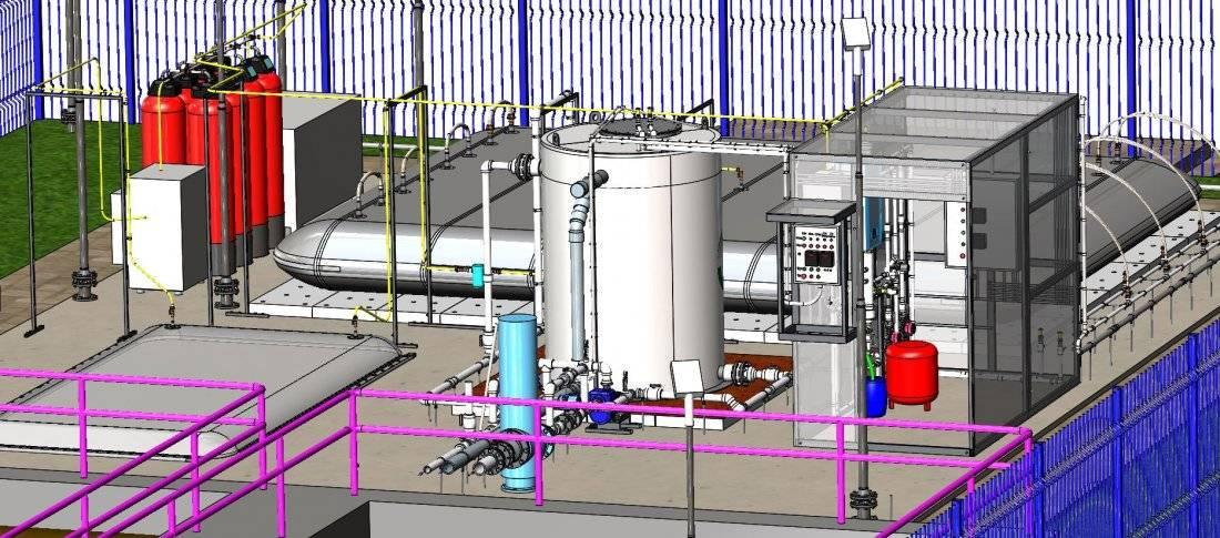 Биогазовая установка для отопления частного дома своими руками: краткое руководство