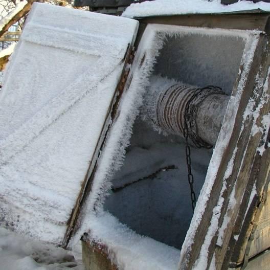 Утепление колодца своими руками: как утеплить колодец на зиму