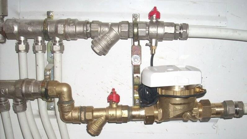 Счётчики на отопление в квартиру: правила установки и советы по выбору