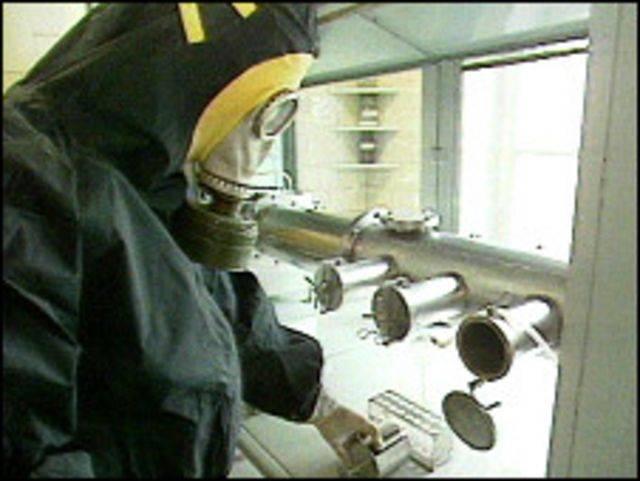 Химическое оружие:ликбез от дилетанта estimata