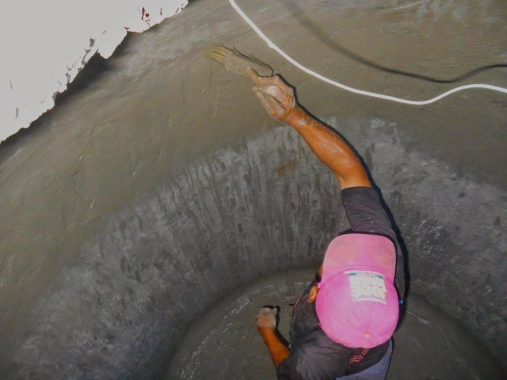 Технология гидроизоляции колодца из бетонных колец