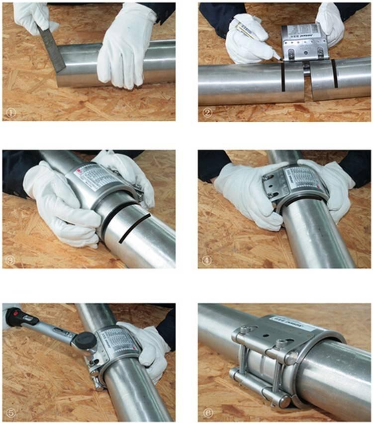 Как правильно соединить полипропиленовые трубы с металлическими