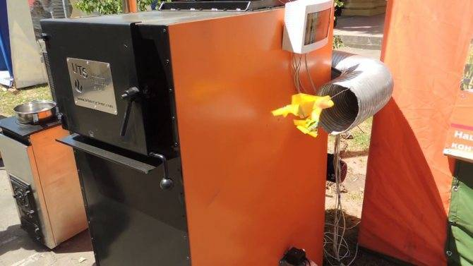 Газовые теплогенераторы для воздушного отопления и печь - фото, цена, инструкция по установке своими руками и наглядный видео пример