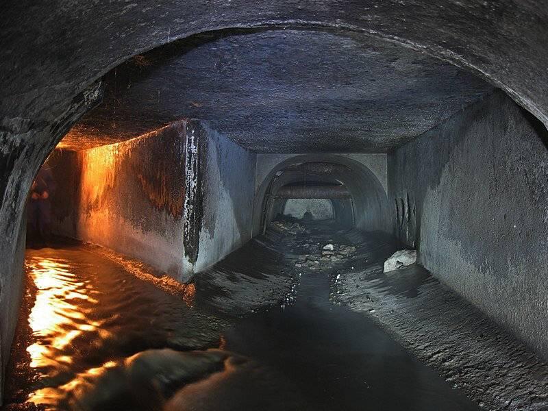 Все о устройстве городской канализации