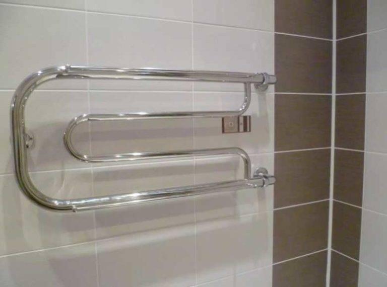 Этапы установки полотенцесушителя в ванной: типы приборов, монтаж, часты ошибки при установке