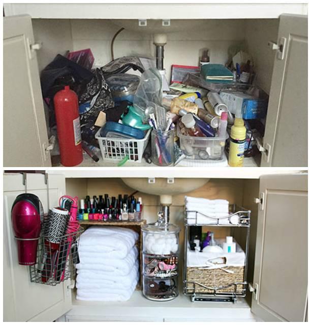Как справиться с бардаком в квартире: куда и как убирать вещи, если «места нет» и «лениво», советы | houzz россия
