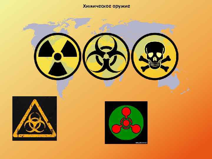 Химическое оружие — что это такое, виды, классификация и применение.