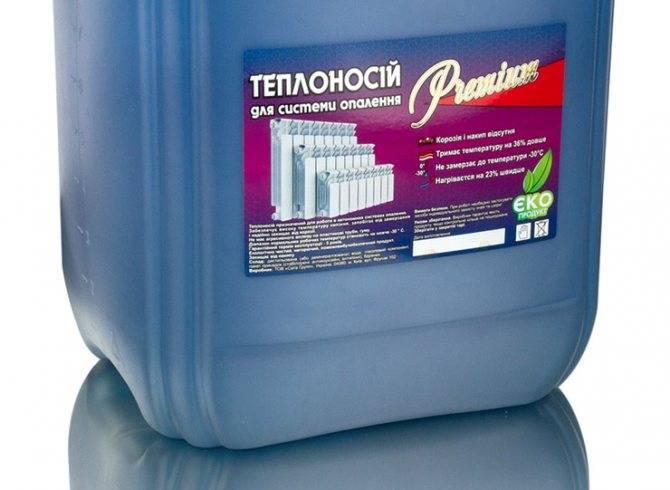 Жидкость для отопительной системы частного дома - всё об отоплении