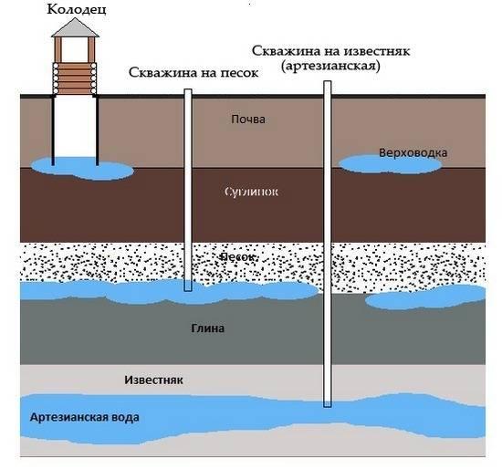 Как найти воду на участке для колодца своими руками: узнать самостоятельно расположение место залегания