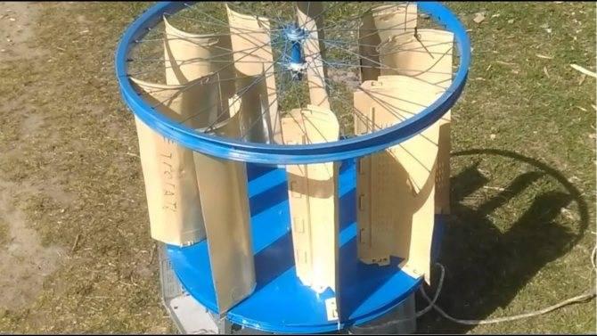 Ветряной генератор из стиральной машины. ветрогенератор своими руками из стиральной машины: инструкция по сборке ветряка