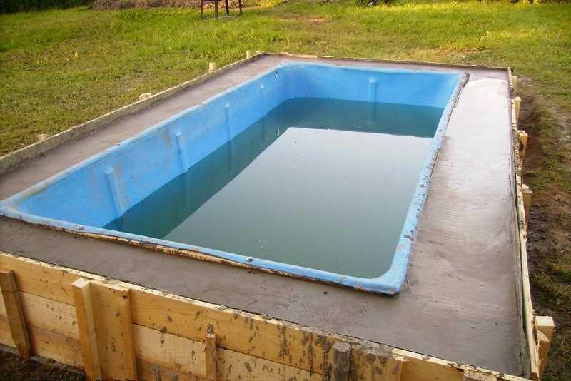 Как сделать бассейн своими руками: пошаговая инструкция по сооружению