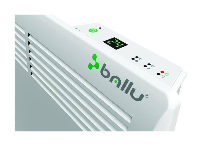 Обзор конвекторов Ballu
