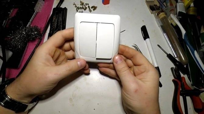 Как поменять выключатель света с одной клавишей. как заменить выключатель в квартире: пошаговая инструкция