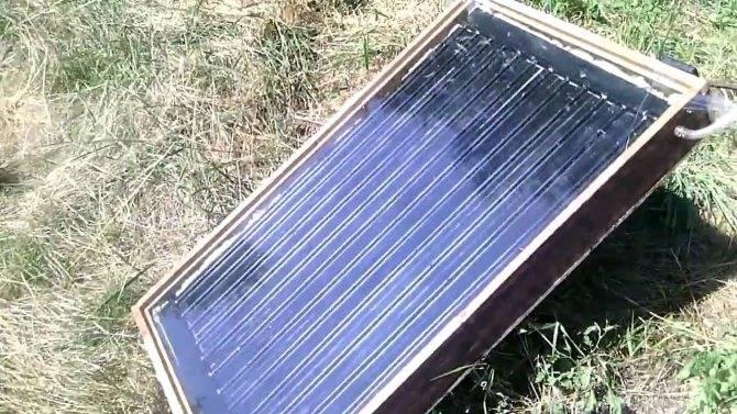 ✅ солнечный водонагреватель своими руками: фото и подробное описание - кнопкак.рф