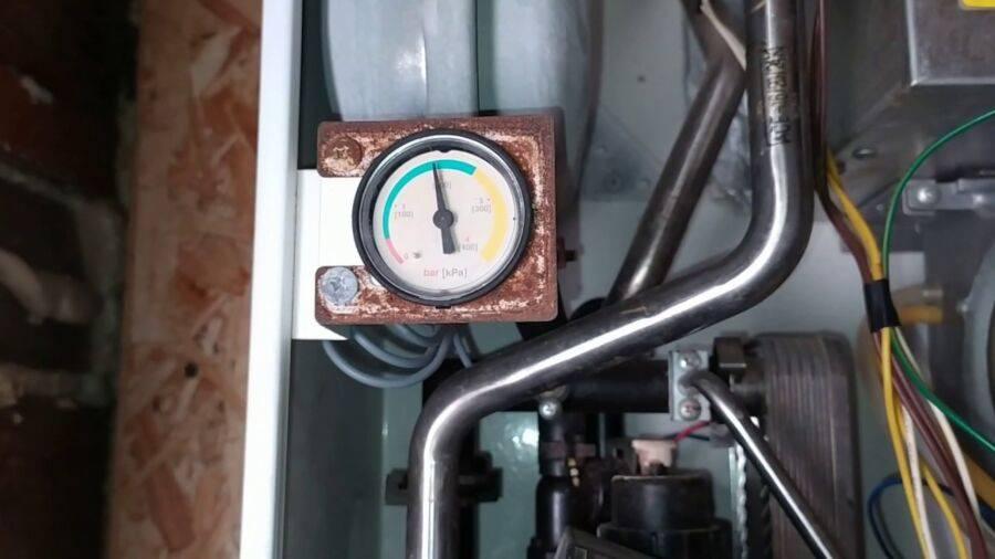 Падение давления в отоплении при использовании двухконтурных котлов