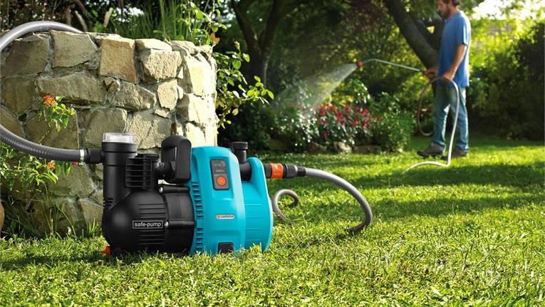 Водяные насосы для полива огорода из пруда, колодца, реки: параметры подбора по техническим характеристикам