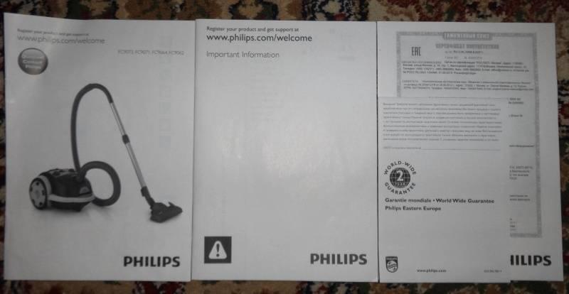 Обзор пылесоса philips fc 9071 — характеристики, особенности сравнение с конкурентными моделями