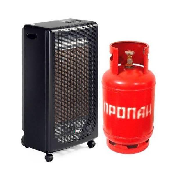 Рейтинг газовых обогревателей для гаража