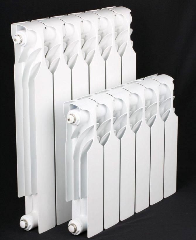 Биметаллические радиаторы отопления: какие лучше выбрать марки и модели