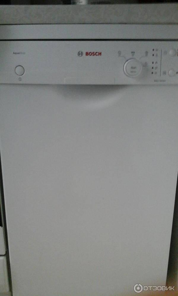 Посудомоечная машина bosch sps40e32ru: обзор функций - точка j