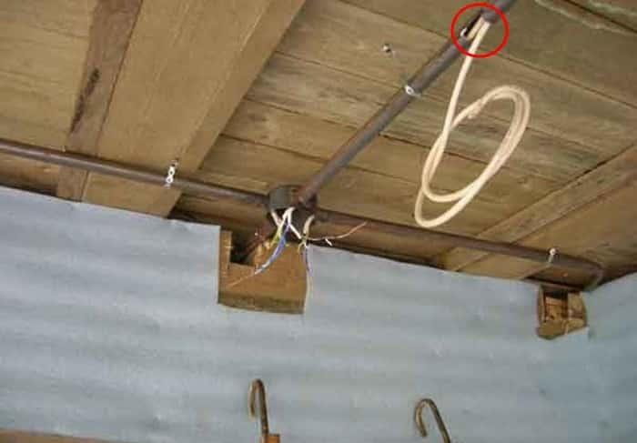 Скрытая проводка в деревянном доме своими руками, пошаговая инструкция