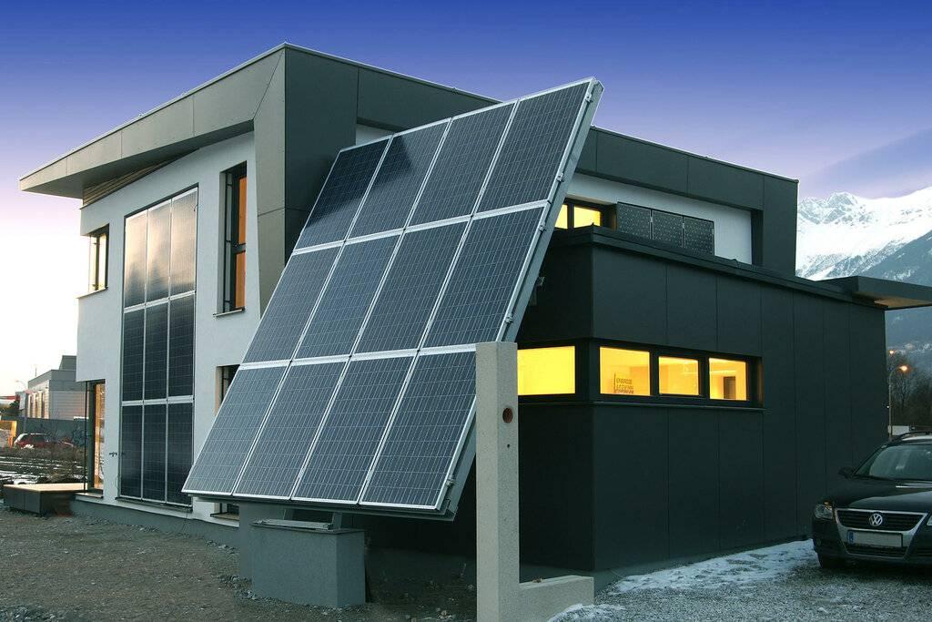 Энергоэффективные дома, покрывающие расходы за тепло и электричество   крамола