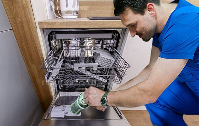 Ошибки посудомоечных машин electrolux