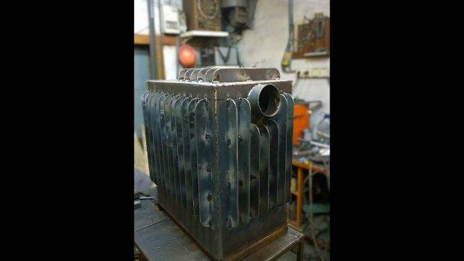 Принцип действия теплообменника для буржуйки – виды, способы изготовления, 18 фото с примерами и этапами работ