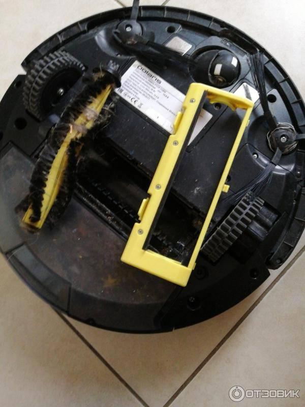 Обзор робота-пылесоса polaris pvcr-1226