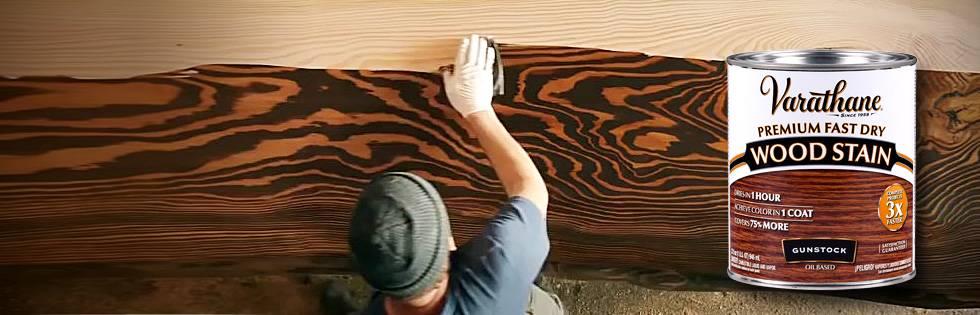 Морилка для дерева — что это такое и как сделать своими руками