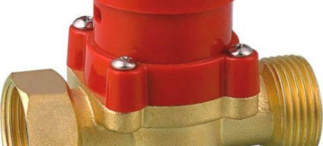 Устраняем проблемы датчиков протока воды, ntcs, предохранительного клапана