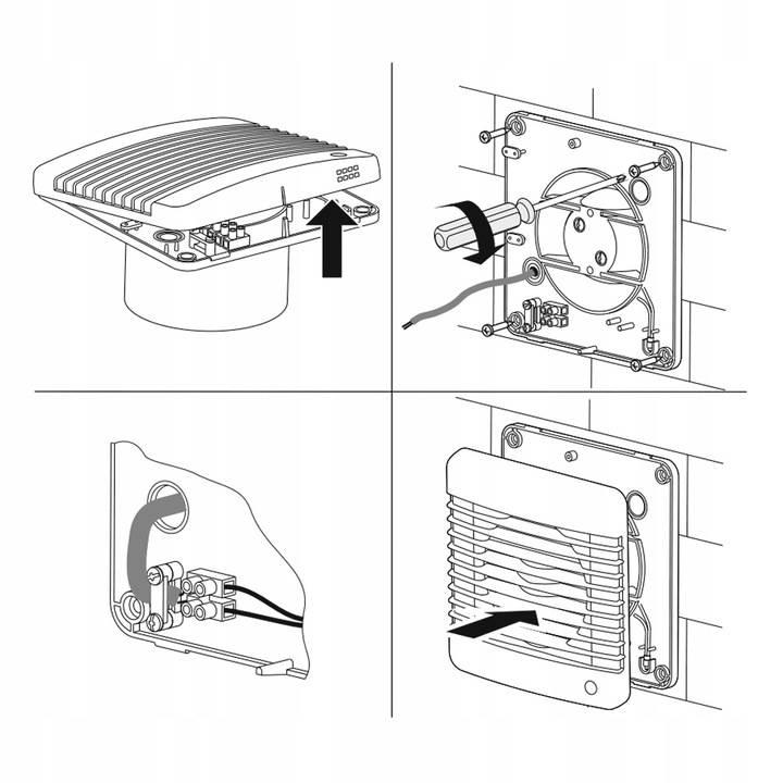 ✅ как снять вентилятор vents в ванной - байк-шоп.рф