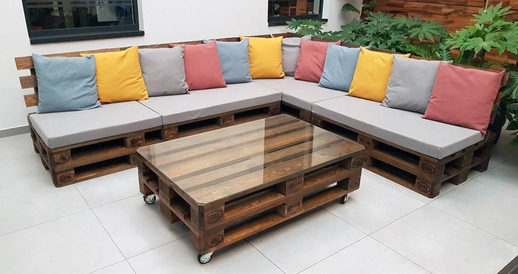 Как создать дачную мебель из поддонов своими руками? – 7 подробных мастер-классов для обустройства любимой дачи