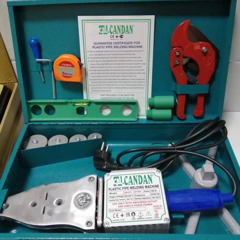 Аппарат для сварки полипропиленовых труб какой выбрать - полезные рекомендации