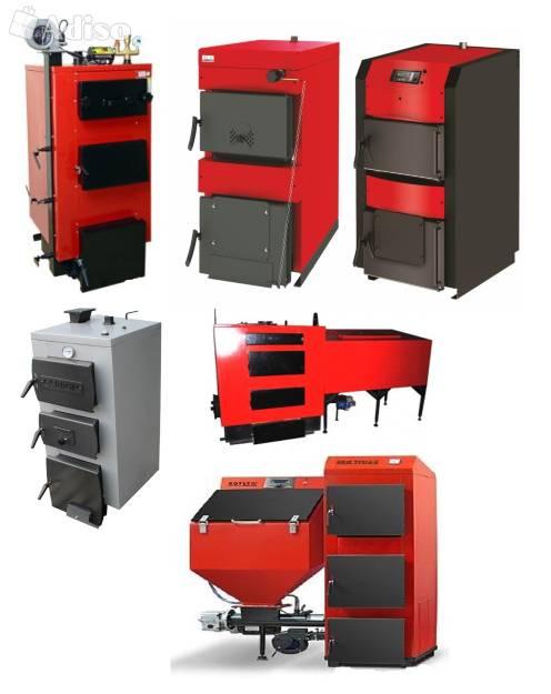Твердотопливный котел длительного горения на дровах - выбор модели,для отопления, дровяной, для частного дома.