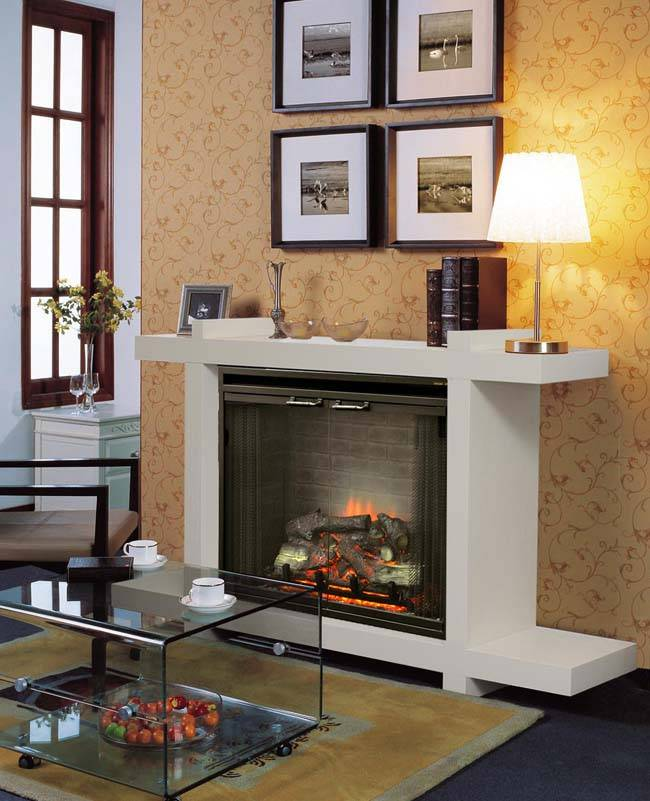 Как выбрать камин в квартиру: рекомендации + обзор лучших моделей каминов