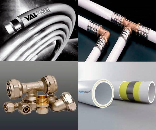 Рейтинг металлопластиковых труб для отопления - топ 10 с описанием