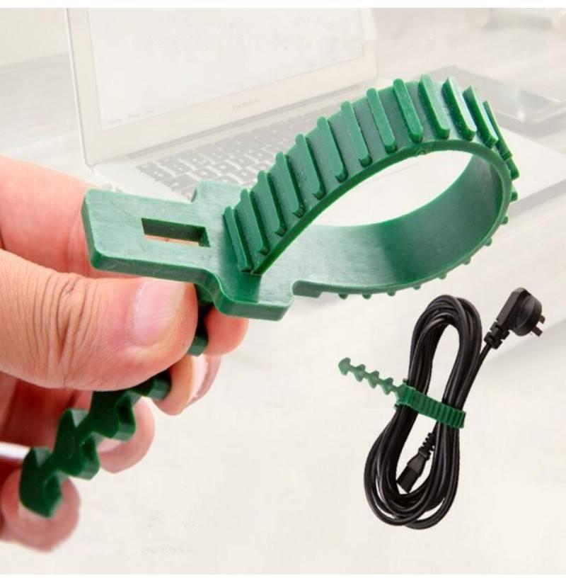 Необычные способы применения в быту кабельной стяжки
