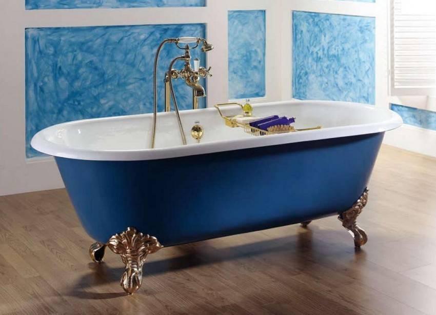 Какая ванна лучше, чугунная, металлическая или акриловая?