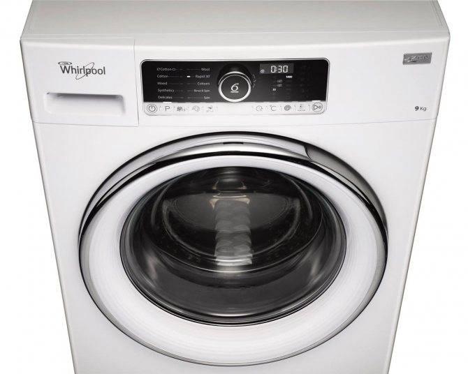 Рейтинг стиральных машин whirlpool: топ-10 лучших моделей
