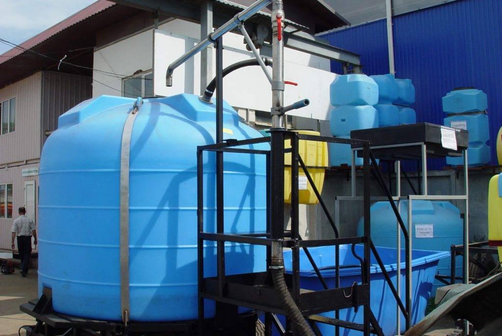 Виды пластиковых емкостей для канализации: инструкция по выбору